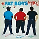 FAT BOYS - THE FAT BOYS ARE BACK - WEA - VINYL RECORD - MR75898