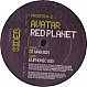 AVATAR - RED PLANET (REMIXES) - BULLETPROOF 19-2 - VINYL RECORD - MR92922