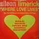 ALISON LIMERICK - WHERE LOVE LIVES (RARE DJ ONLY) - ARISTA - VINYL RECORD - MR9384