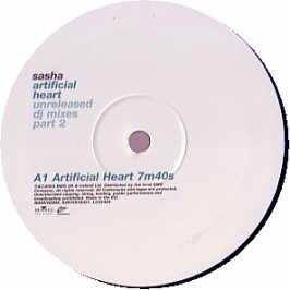 Sasha - Artificial Heart / Motorola