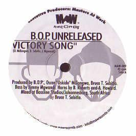 B.O.P - Victory Song (Unreleased Mixes)
