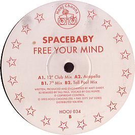 Spacebaby - Free Your Mind