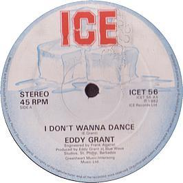 Eddy Grant - I Dont Wanna Dance