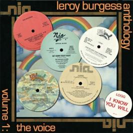 Leroy Burgess - Anthology Volume 1 - The Voice