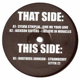 Brothers Johnson - Strawberry Letter 22