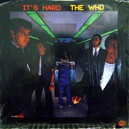 The Who - Eminence Front (Its Hard Lp)