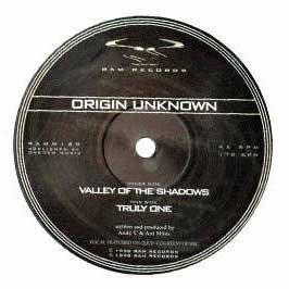 Origin Unknown - Valley Of The Shadows (31 Seconds)