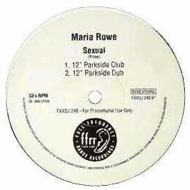 Maria Rowe - Sexual