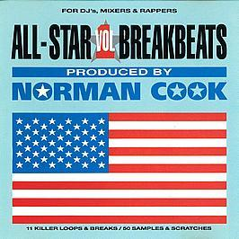 Norman Cook - All Star Breakbeats
