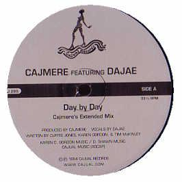 Cajmere Feat Dajae - Day By Day