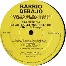Barrio Debajo - Gotta Let Yourself Go