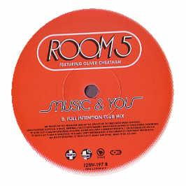Room 5 Feat Oliver Cheatham - Music And You