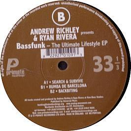 Andrew Richley & Ryan Rivera - Ultimate Lifestyle EP