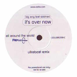 Big Ang Feat. Siobhan - It's Over Now