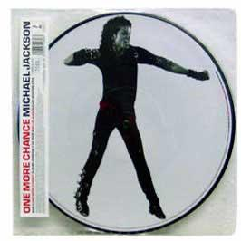 Michael Jackson - One More Chance / Billie Jean (Pic Disc)
