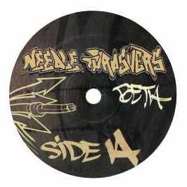 Invisibl Skratch Piklz - Needle Thrashers Beta