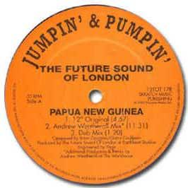 Future Sound Of London - Papua New Guinea