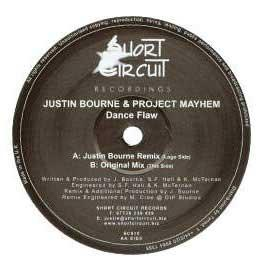 Justin Bourne & Project Mayhem - Danceflaw