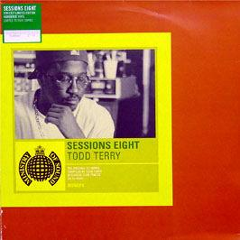 Ministry Of Sound - Sessions 8 Todd Terry