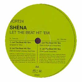 Shena - Let The Beat Hit Em