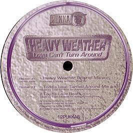 Heavy Weather - Love Can't Turn Around (Remix)