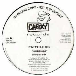 Faithless - Insomnia (Monster Mix)