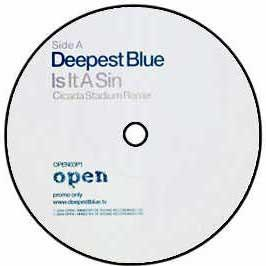 Deepest Blue - Is It A Sin (Disc 1) (Remixes)