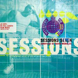 Ministry Of Sound - Sessions 7 David Morales