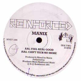Manix - Feel Real Good