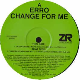 Erro - Change For Me (Remix) (Part 2)
