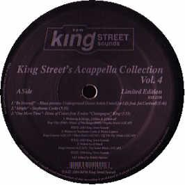 King Street Presents - Acappella Collection Volume 4