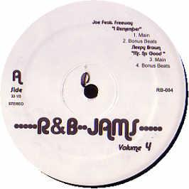 various artists - R&B Jams Volume 4