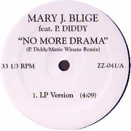 Mary J Blige Ft P Diddy - No More Drama