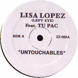 Lisa Left Eye Lopez / Beanie S - Untouchables / Mom Praying
