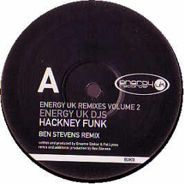 Energy Uk DJ's Remix Volume 2 - Hackney Funk / Punk