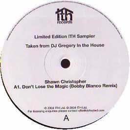 Defected Presents - DJ Gregory (Ltd Edition Ith Sampler)