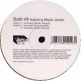 Butti 49 Feat. Mayia James - Incurable