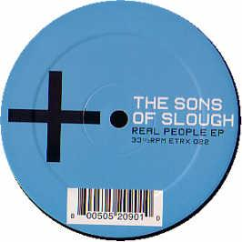 The Sons Of Slough - Real People EP