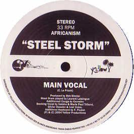 Africanism All Stars Presents - Steel Storm