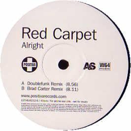 Red Carpet - Alright (Remixes)