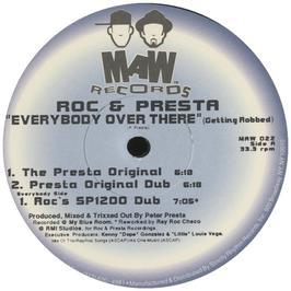 Roc & Presta - Everybody Over There