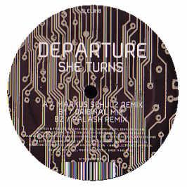 Departure - She Turns