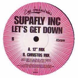 Supafly Inc. - Let's Get Down