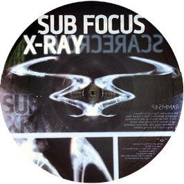 Sub Focus - X-Ray / Scarecrow (Picture Disc)