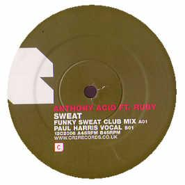 Anthony Acid - Sweat