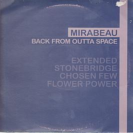Mirabeau - Back From Outta Space