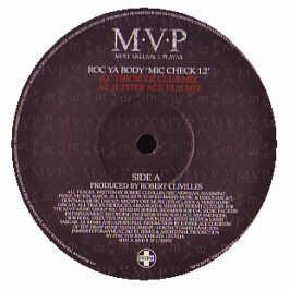 M.V.P - Roc Ya Body (Mic Check 1,2)