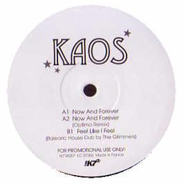 Kaos - Now And Forever