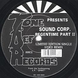 Sound Corp - Regentime Part Ii (Remix)
