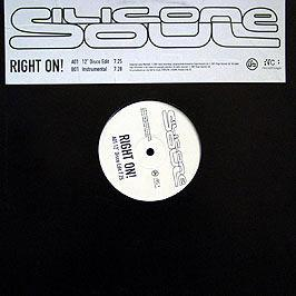Silicone Soul - Right On! (Promo)